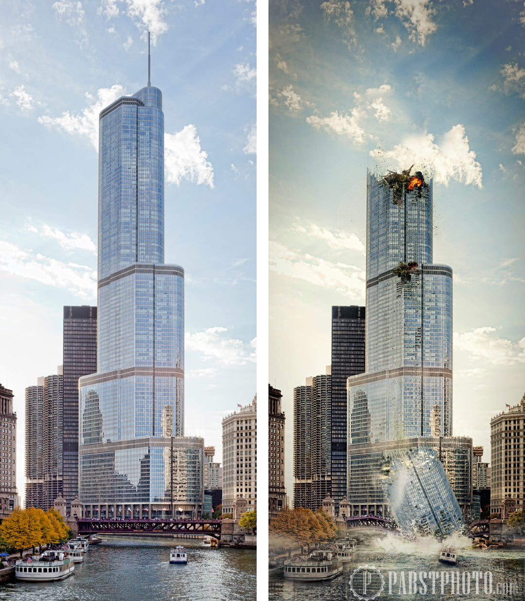 trump-tower-destroyed-speed-art-side-by-side-blog