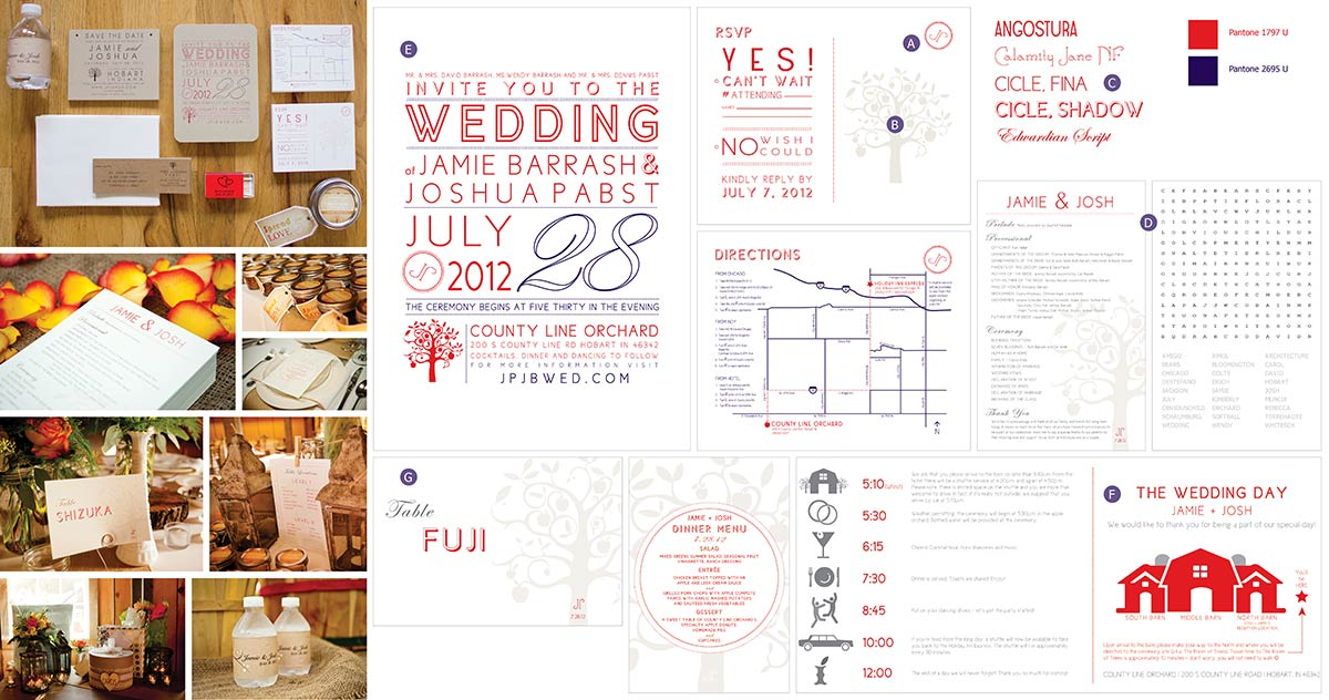 County-Line-Orchard-Wedding-Invitation-Graphic-Design- Board