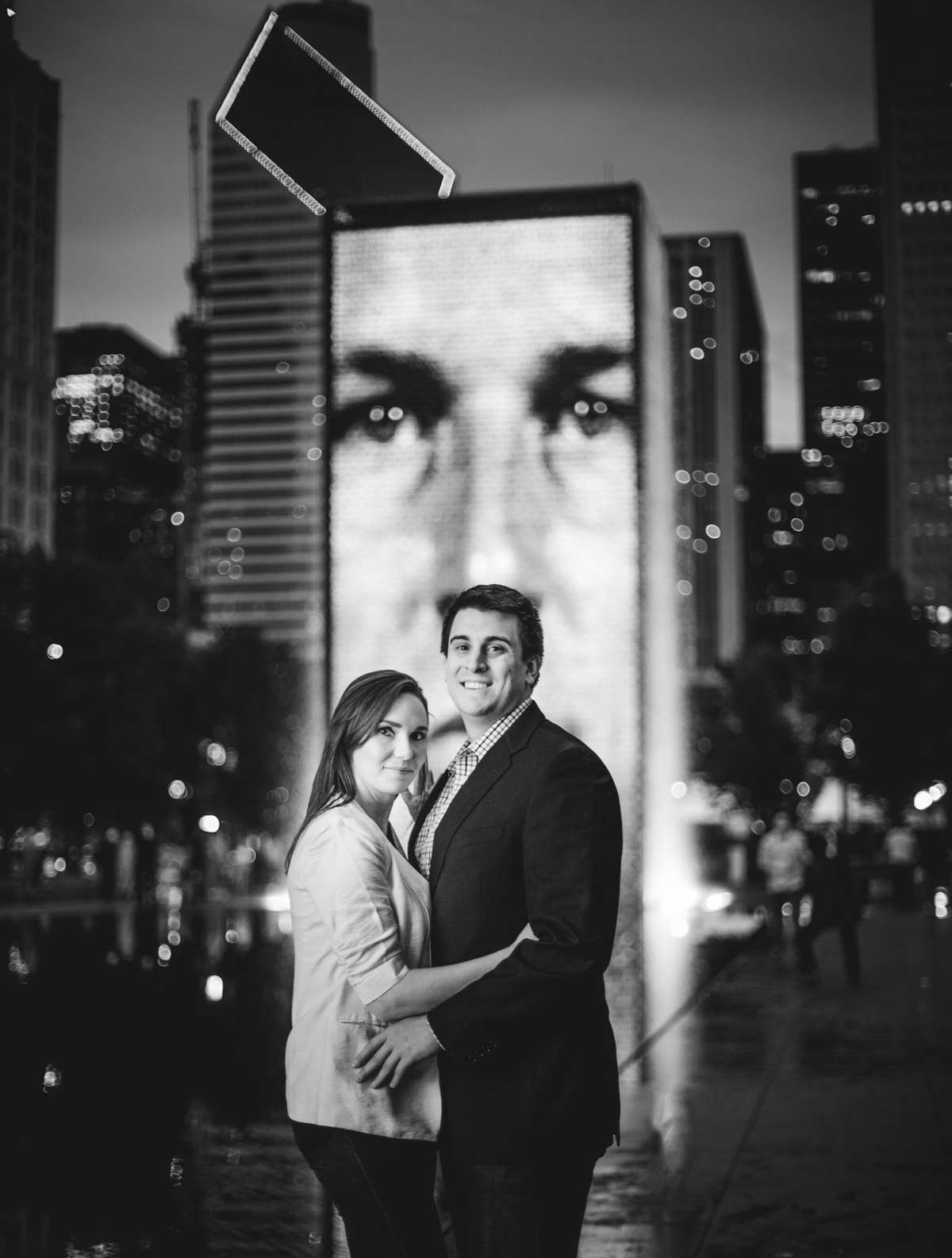 chicago engagement photography session photography matt holly night (23)