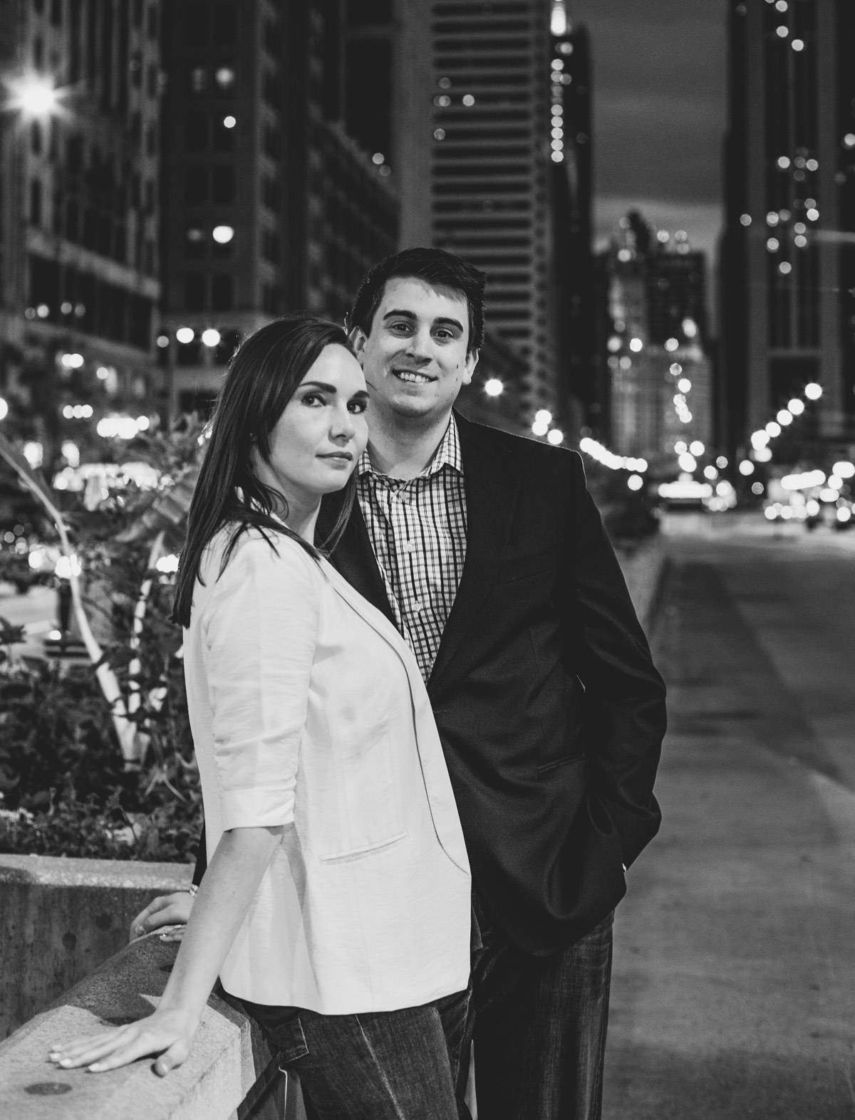 chicago engagement photography session photography matt holly night (29)