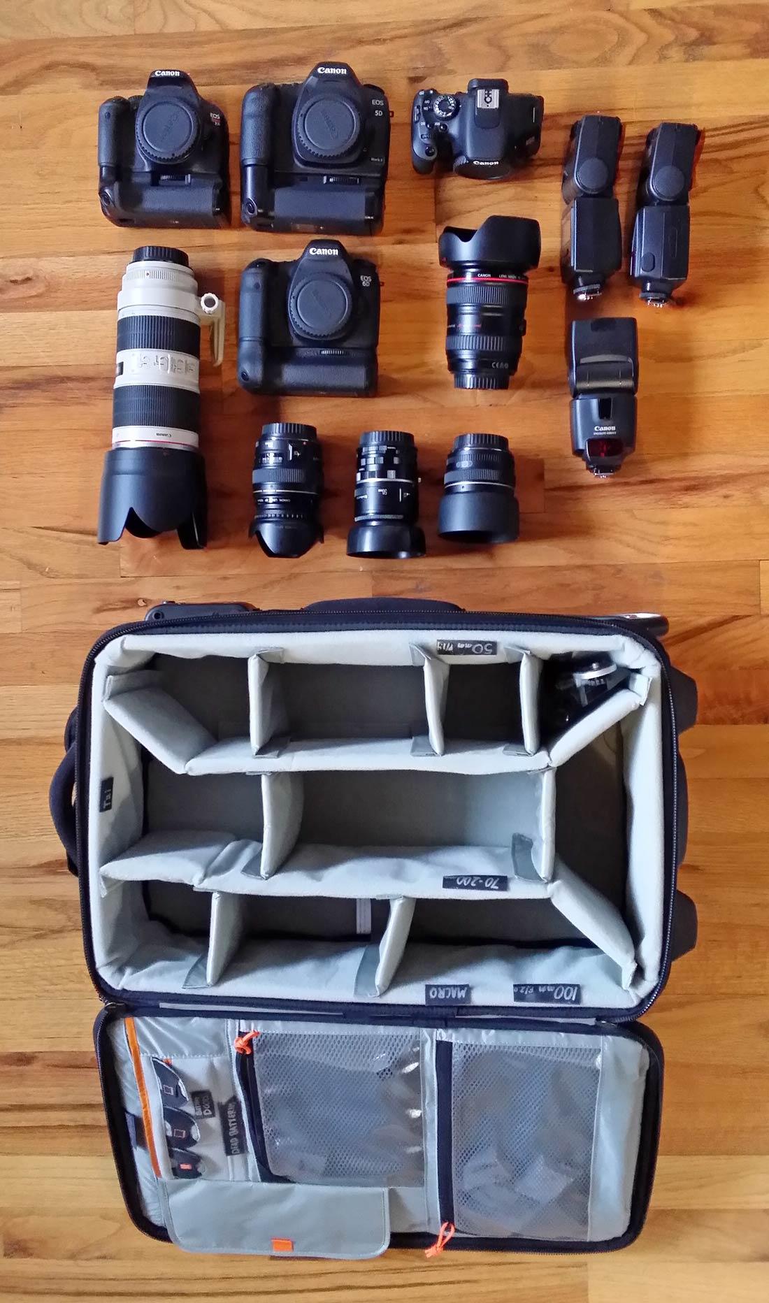 Photo Case Lowepro Pro Roller X200 Review