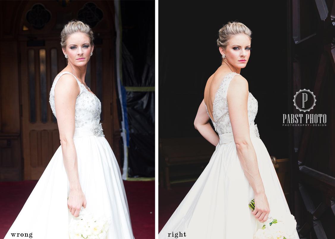 bridal-portrait-posing-over-shoulder