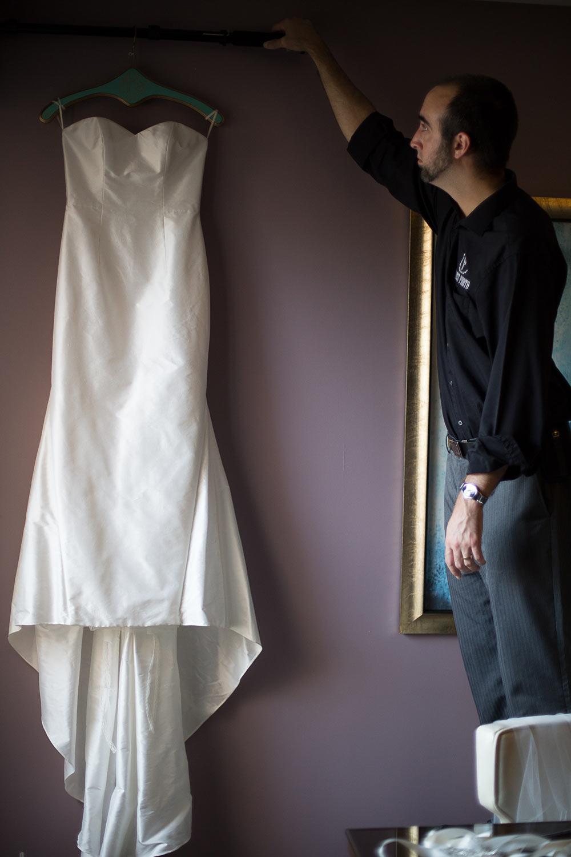 shooting the wedding dress (1)