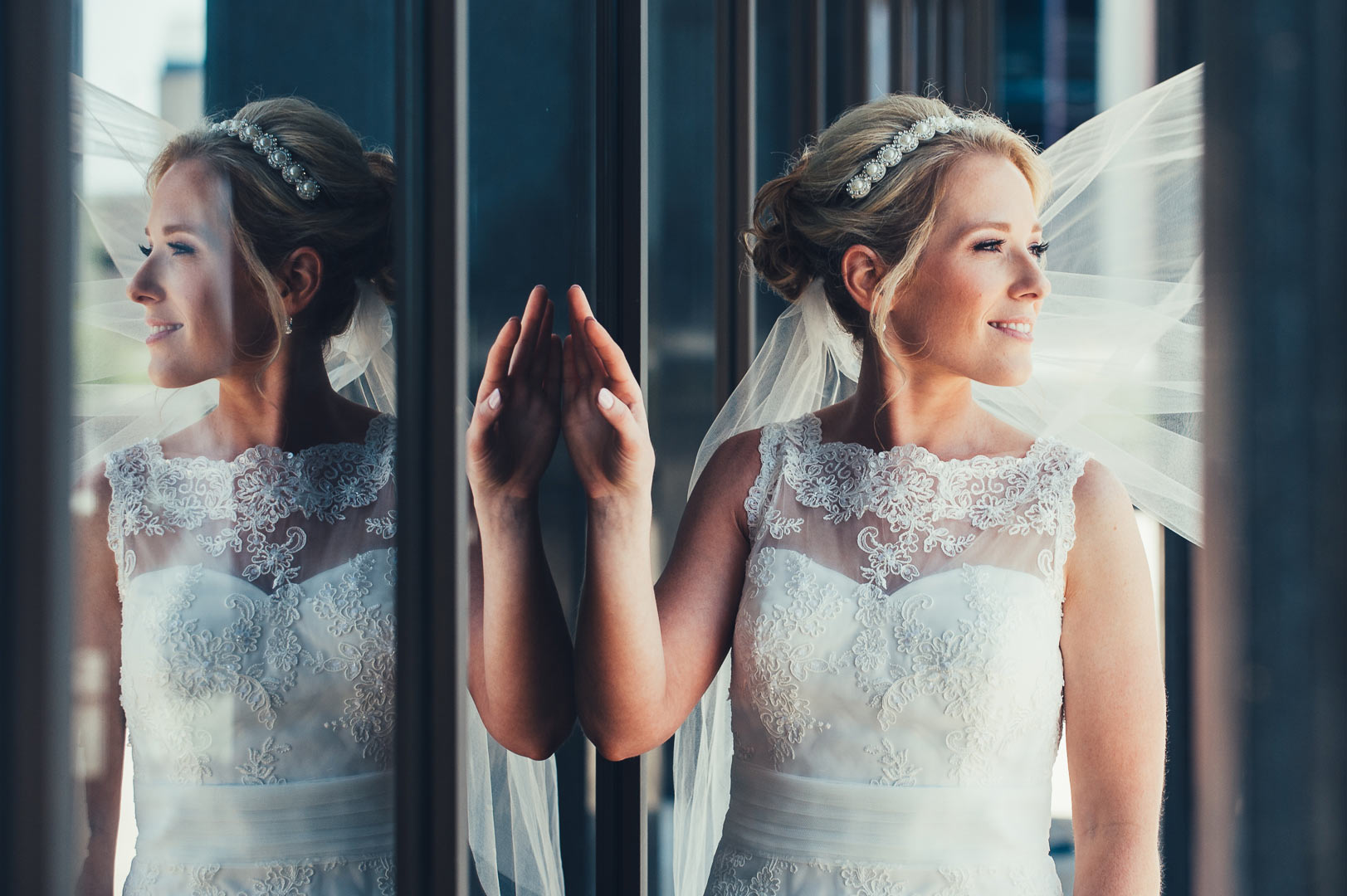 Indianapolis | Regions Tower Wedding